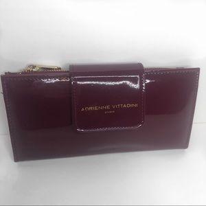 Adrienne Vittadini | Large Studio Wallet Purple